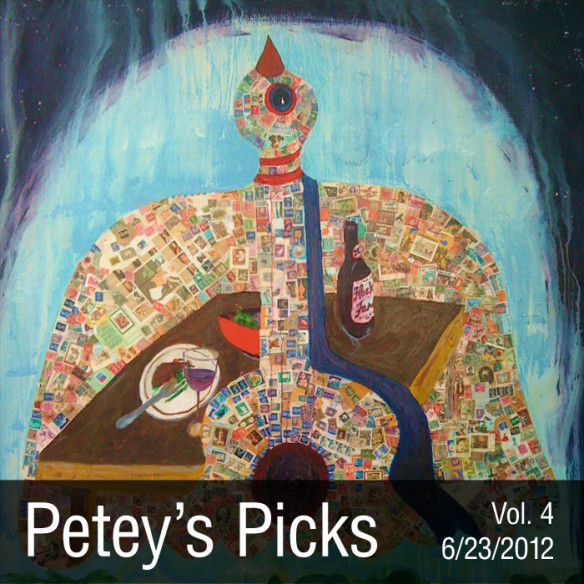 Petey's Picks Volume 4
