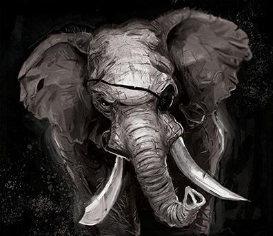 Rogue Elephant Image